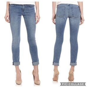 "Current Elliot ""The Rolled Skinny Apache"" Jeans"